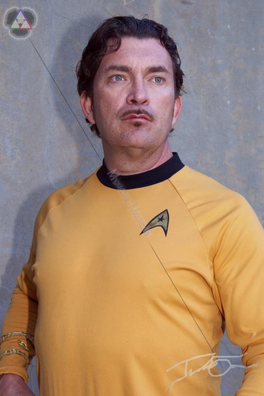Captain O'Kirk